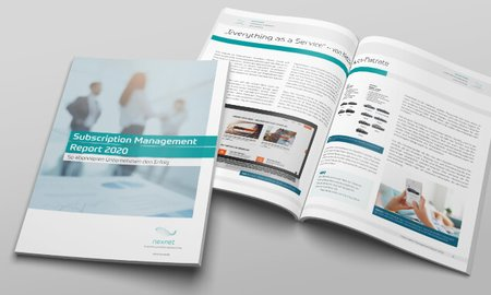 Subscription Management Report 2020